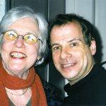 Betsy Jolas and Jay Gottlieb