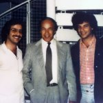 Gordon Gottlieb, Pierre Boulez and Jay Gottlieb