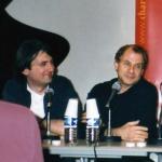 Bruno Mantovani et Jay Gottlieb
