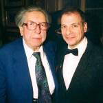 Henri Dutilleux et Jay Gottlieb