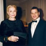 Lauren Bacall et Jay Gottlieb