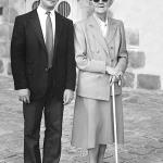 Jay Gottlieb et Nadia Boulanger