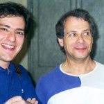 Regis Campo et Jay Gottlieb