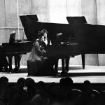 Olivier Messiaen, Yvonne Loriod et Jay Gottlieb
